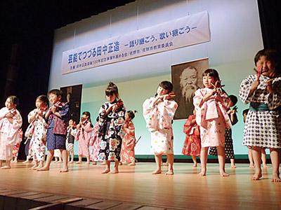 よさこい踊り(子ども)